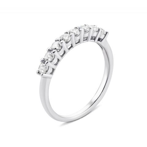 Серебряное кольцо с фианитами (PSS0890R)