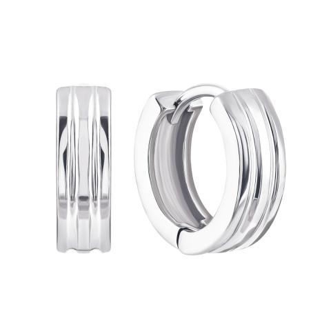 Серебряные серьги (1EA81071-E)