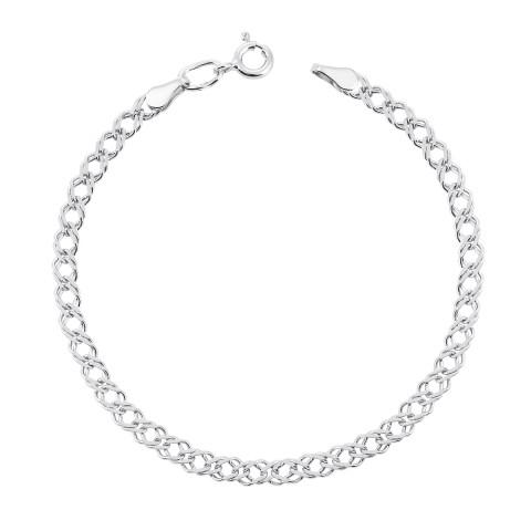 Серебряный браслет (35601)