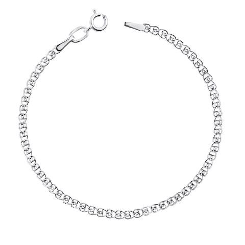 Серебряный браслет (37008)