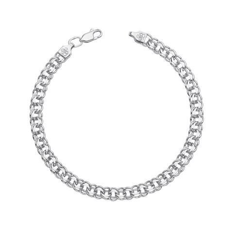 Серебряный браслет (с07400/20)
