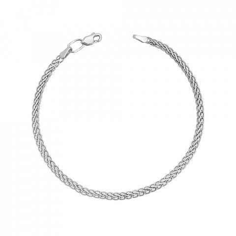 Серебряный браслет (с77922)
