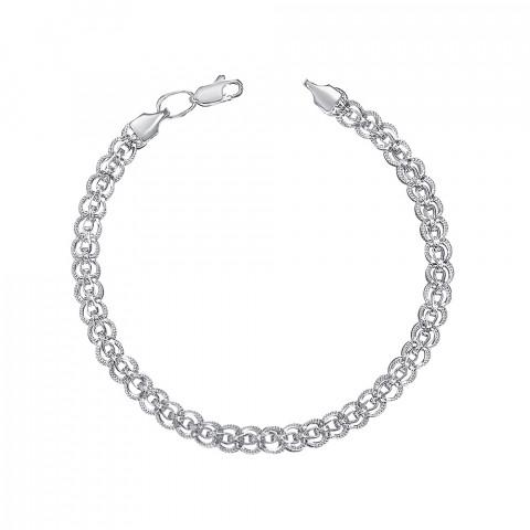 Серебряный браслет (с77439)
