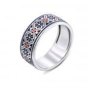 Серебряное кольцо «Ружа» (с00768/ск)