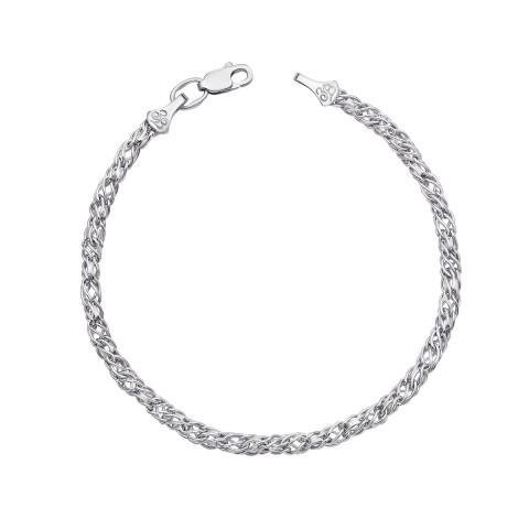Срібний браслет (07308-10.5-5/12)