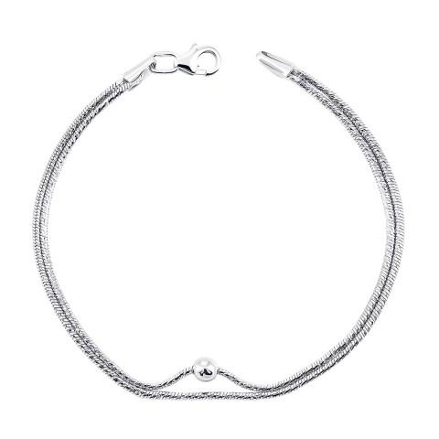 Срібний браслет (92831104034р)