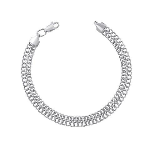 Срібний браслет (с07281/5)